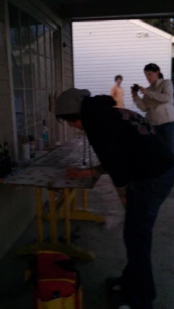 IMAG2763 looters april 28 the birth of the looters sign Tanya Mikulas Tuscaloosa tornado 2011