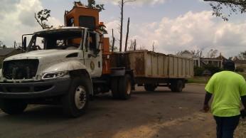 IMAG2876 city truck may 2 Tanya Mikulas Tuscaloosa tornado 2011