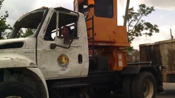 IMAG2877 city truck may 2 Tanya Mikulas Tuscaloosa tornado 2011
