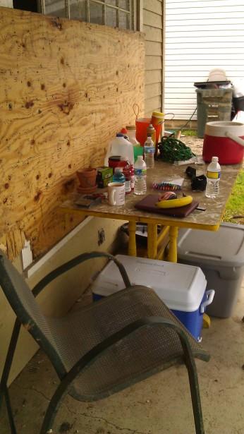 IMAG2941 breakfast may 3 Tanya Mikulas Tuscaloosa tornado 2011