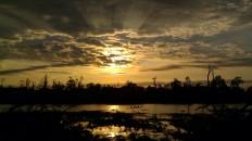 IMAG2977 sunset may 3 Tanya Mikulas Tuscaloosa tornado 2011