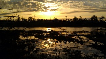 IMAG2978 sunset may 3 Tanya Mikulas Tuscaloosa tornado 2011