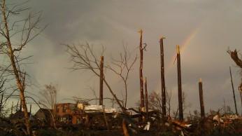IMAG2981 rainbow may 3 Tanya Mikulas Tuscaloosa tornado 2011