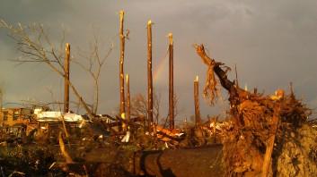 IMAG2982 rainbow may 3 Tanya Mikulas Tuscaloosa tornado 2011