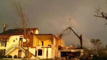 IMAG2990 rainbow may 3 Tanya Mikulas Tuscaloosa tornado 2011
