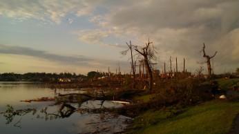 IMAG2994 sunset may 3 Tanya Mikulas Tuscaloosa tornado 2011