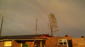 IMAG2996 rainbow may 3 Tanya Mikulas Tuscaloosa tornado 2011
