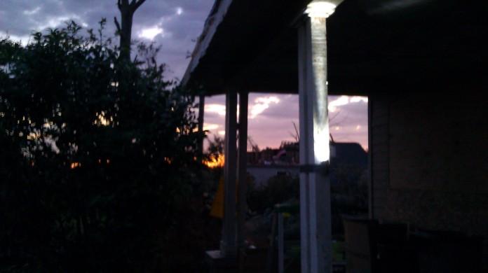 IMAG3013 sunset may 3 Tanya Mikulas Tuscaloosa tornado 2011