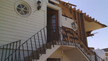 IMAG3130 railing may 6 Tanya Mikulas Tuscaloosa tornado 2011