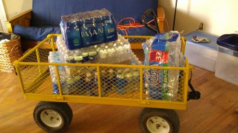 IMAG3136 had to relocate my water stash in my house may 6 Tanya Mikulas Tuscaloosa tornado 2011