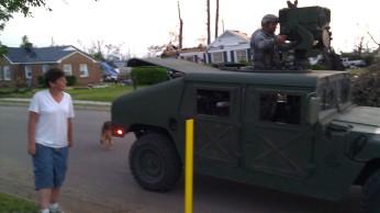 IMAG3169 me may 7 Tanya Mikulas Tuscaloosa tornado 2011
