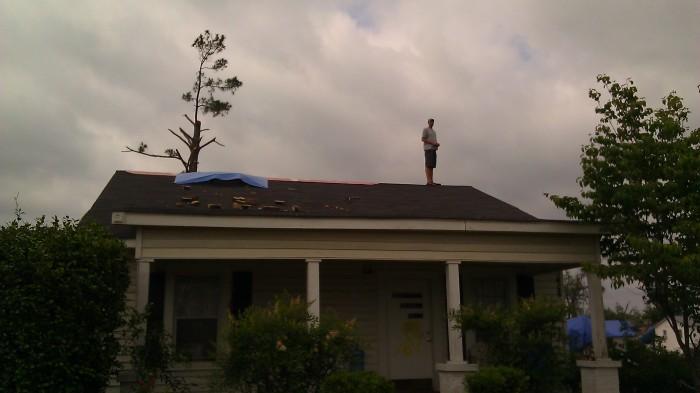 IMAG3197 may 8 Tanya Mikulas Tuscaloosa tornado 2011