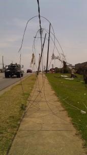 IMAG3355 sidewalk may 12 Tanya Mikulas Tuscaloosa tornado 2011