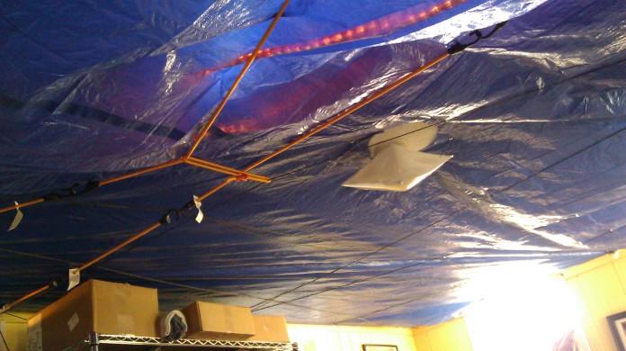 IMAG3415 ceiling may 13 Tanya Mikulas Tuscaloosa tornado 2011