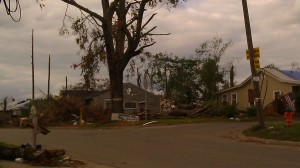 Tanya Mikulas, Forest Lake Drive, Tuscaloosa Alabama, 5/15/2011 after image 4 IMAG3577
