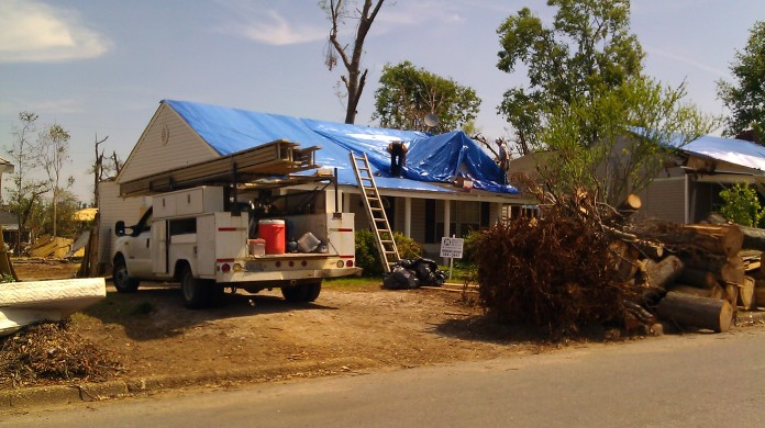IMAG3634 may 18 Tanya Mikulas Tuscaloosa tornado 2011
