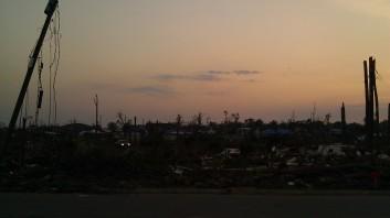IMAG3702 may 21 Tanya Mikulas Tuscaloosa tornado 2011