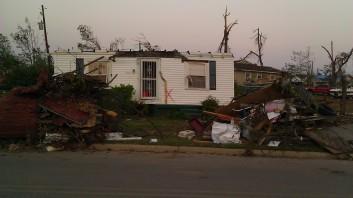 IMAG3703 may 21 Tanya Mikulas Tuscaloosa tornado 2011