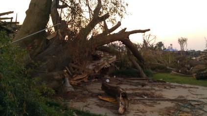 IMAG3746 may 22 Tanya Mikulas Tuscaloosa tornado 2011