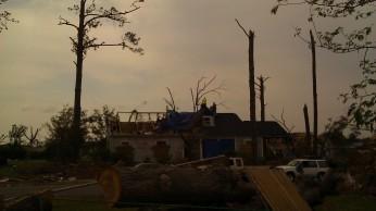 IMAG3766 tarp may 23 Tanya Mikulas Tuscaloosa tornado 2011