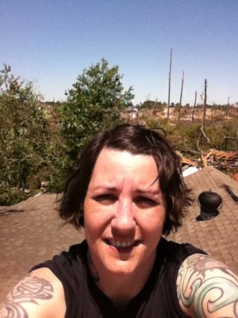 IMG_0476 mandie april 29 Mandie Offerman Tuscaloosa tornado 2011