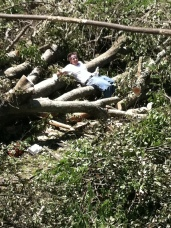 IMG_0481 me april 29 Mandie Offerman Tuscaloosa tornado 2011